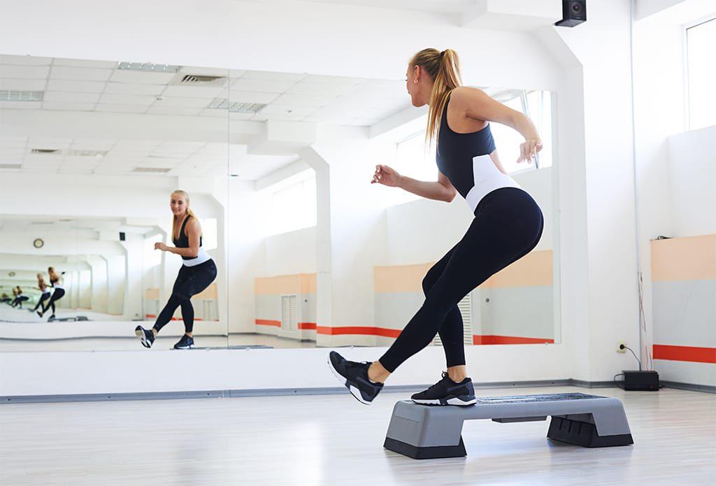 Tutto tecnica ginnastica step scaricare